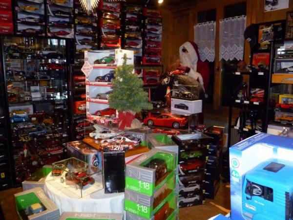 Weihnachten bei MODEL-BOX