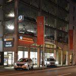 Honda / Jaguar Garage Burri AG, Thun