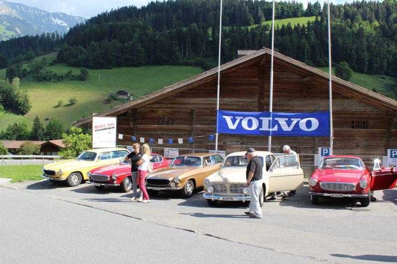 Der Volvo Sport-Club Schweiz war zu Besuch