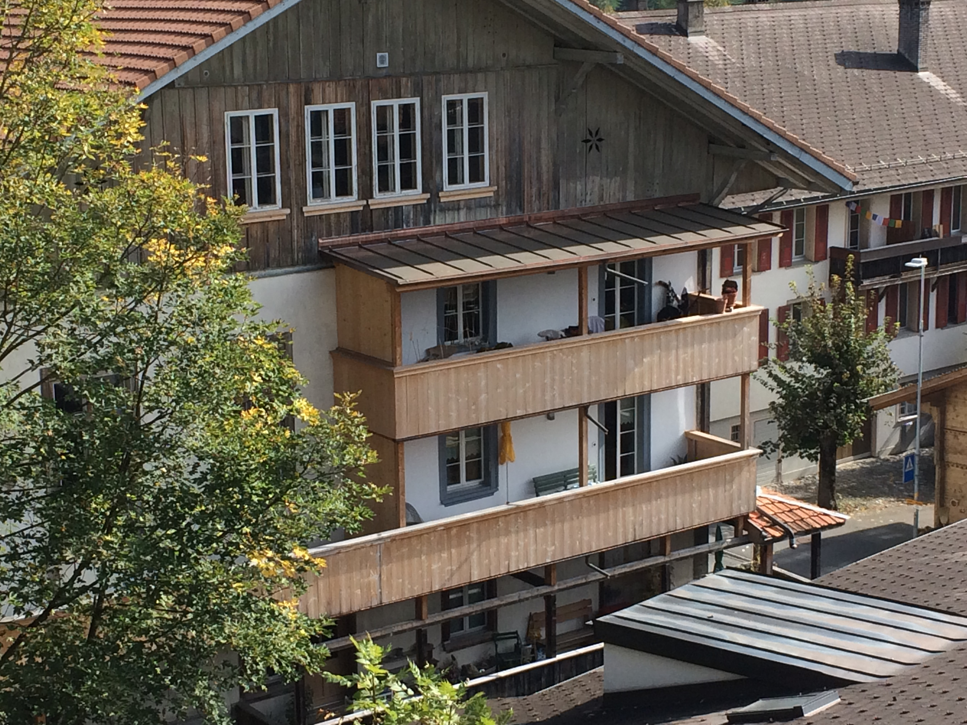 Nachmieter für gemütliche 3 1/2-Zimmer-Wohnung, 1. OG, mit Balkon gesucht