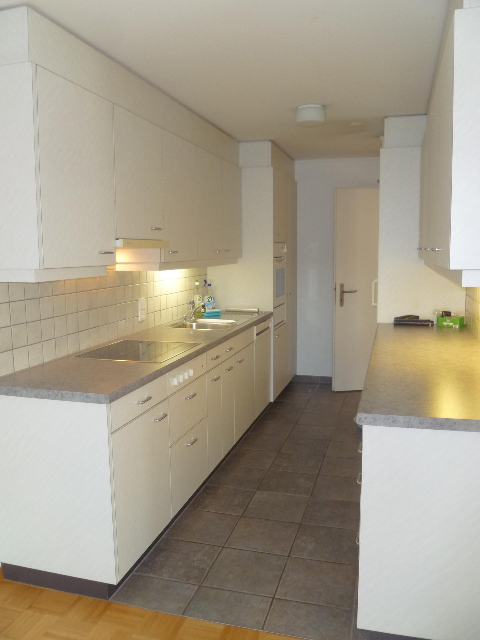 3 1/2-Zimmer-Wohnung mit Balkon per 1. Februar 2019 zu vermieten